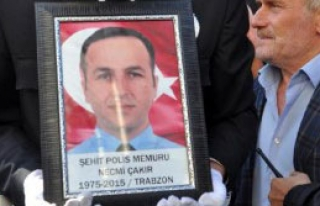 Trabzon'da Son Yolculuğuna Uğurlandı