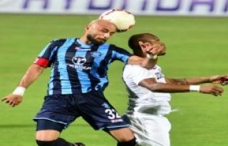 Adana Demirspor 0-2 Denizlispor