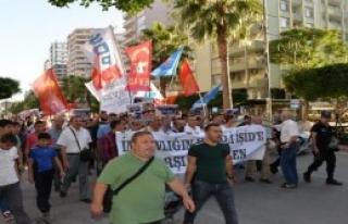 Adana'da IŞİD Protestosu