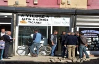 Adana'da Maskeli Pompalı Tüfekli Soygun