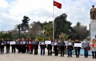 Adana'da Özgecan Protestoları Sürüyor