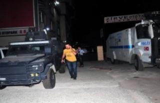 Adana'da Polis Alarmda
