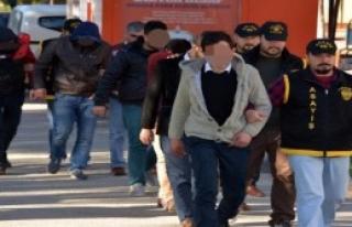 4 Bin Kişi Gözaltına Alındı
