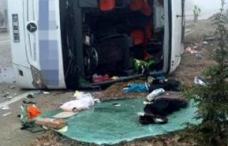 Afyonkarahisar'da Kaza: 2 Ölü