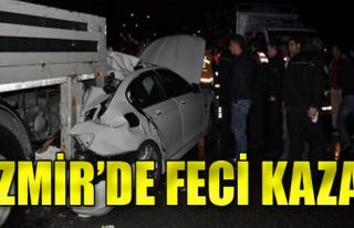 Lüks Otomobil  Vince Çarptı: 2 Ölü