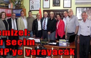 'Bu Seçim CHP'ye Yarayacak'