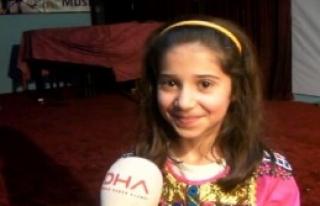 Afgan Çocukların 23 Nisan Heyecanı