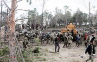 Afrin'in Yüzde 60'ı Temizlendi