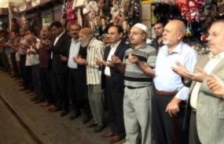 Esnafla Birlikte Bereket Duası