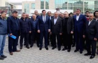 AK Partili Başkan'dan Suç Duyurusu