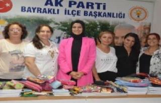 Ak Parti'li Kadınlar Gönül Köprüsü Kurdu