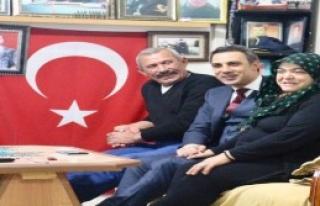 AK Partili Yıldırım'dan Yılbaşı Turu