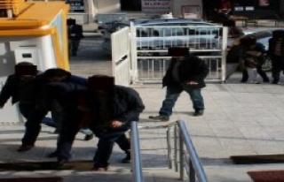 Kar Maskeli Gaspa 4 Tutuklama