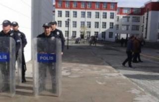 Aksaray Üniversitesi'nde Gerginlik