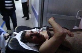 Aksaray'da Kuzen Kavgası: 2 Yaralı