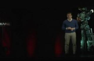 Jackman Hologram Aracılığı İle Basın Toplantısı...