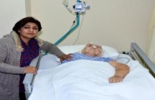 Alman Kadın, Hastanede Sahipsiz Kaldı