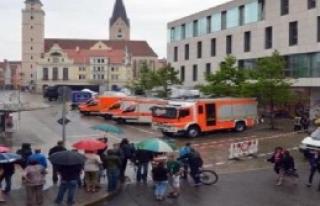 Almanya'da O Saldırgana 8 Yıl Hapis