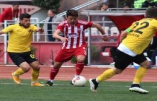 Kahramanmaraşspor-İstanbulspor: 0-1