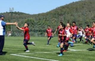 Altınordu'da Futbol Bayramı