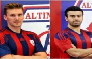 Altınordu'da Murat ve Ahmet Arı Gönderildi