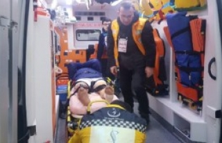 Altınordulu Oğulcan Hastaneye Kaldırıldı
