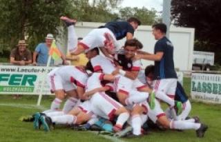 Altınordulu Gençler Almanya'dan Kupayla Döndü