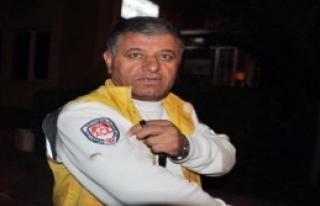 Ambulans Şoförüne Tornavida İle Saldırdılar