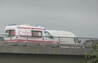 Ambulanslara Emniyet Şeridi Engeli