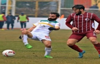 Amed Sportif 0 - 0 Kartalspor