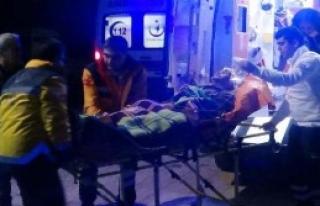 Andırın'da Silahlı Kavga: 2 Yaralı