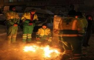 Ankara'da Kar Çocuklara Yaradı