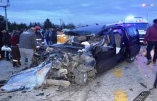Ankara'da Trafik Kazası: 4 Ölü, 1 Yaralı