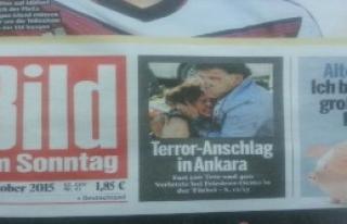 Ankara'daki Patlama Dış Basında