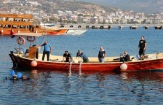 Antalya Valisi Dalış Turizmi İçin Daldı