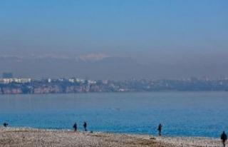 Hava Kirliliği 'Hassas' Seviyede