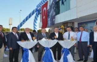 Antalya'da Havacılık Meslek Lisesi Açıldı