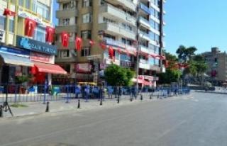 Antalya'da Sakin Bayram