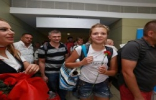 12 Günde 30 Bin Rus Turist Geldi