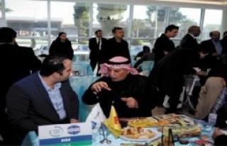 Arap İş Adamları Torbalı'ya Yatırımı Görüştü