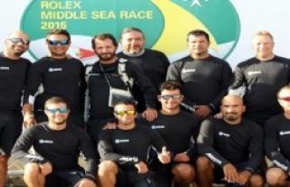 Arkas Sailing Team'den Büyük Başarı