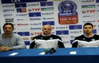 Arkasspor'da Hedef İyi Start