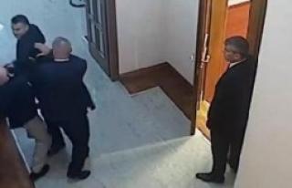 Arnavutluk Meclisi'de Kavga
