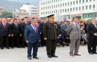 Vali'ye Yırca Protestosu