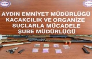 Aydın'da Operasyon: 15 Gözaltı