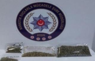 Aydın'da Uyuşturucuya 6 Tutuklama
