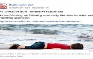 Alman Polisinden O Fotoğrafa Soruşturma...