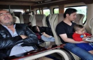 Ayvacık'ta 35 Kaçak Yakalandı