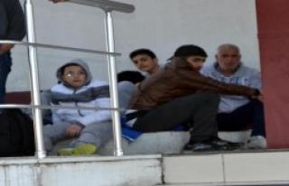 Ayvalık'ta 43 Suriyeli Sığınmacı Yakalandı