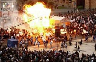 Erivan'da Büyük Patlama